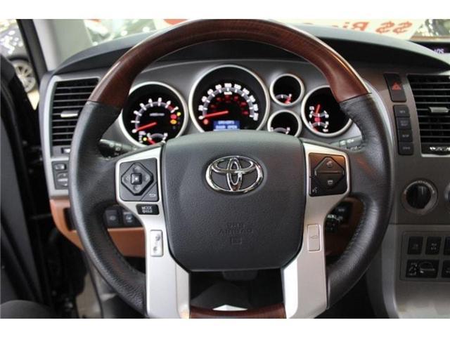 2017 Toyota Sequoia Platinum 5.7L V8 (Stk: D271969) in Markham - Image 11 of 24