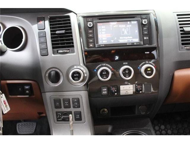 2017 Toyota Sequoia Platinum 5.7L V8 (Stk: D271969) in Markham - Image 13 of 24