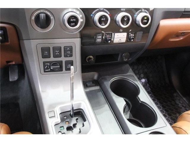 2017 Toyota Sequoia Platinum 5.7L V8 (Stk: D271969) in Markham - Image 14 of 24