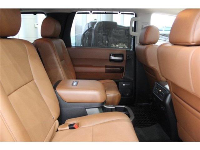 2017 Toyota Sequoia Platinum 5.7L V8 (Stk: D271969) in Markham - Image 18 of 24