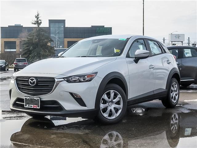 2019 Mazda CX-3 GX (Stk: G6433) in Waterloo - Image 1 of 17