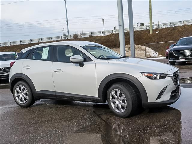 2019 Mazda CX-3 GX (Stk: G6433) in Waterloo - Image 3 of 17