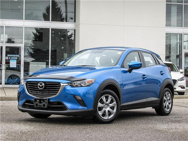 2017 Mazda CX-3 GX (Stk: P5037A) in Ajax - Image 1 of 22