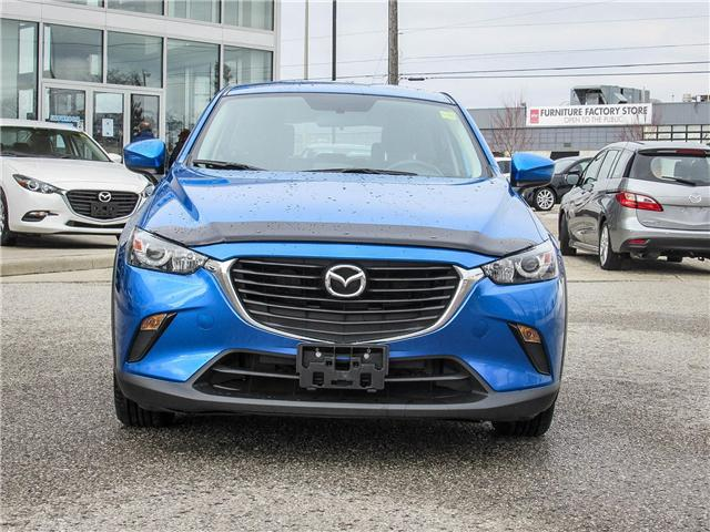 2017 Mazda CX-3 GX (Stk: P5037A) in Ajax - Image 2 of 22
