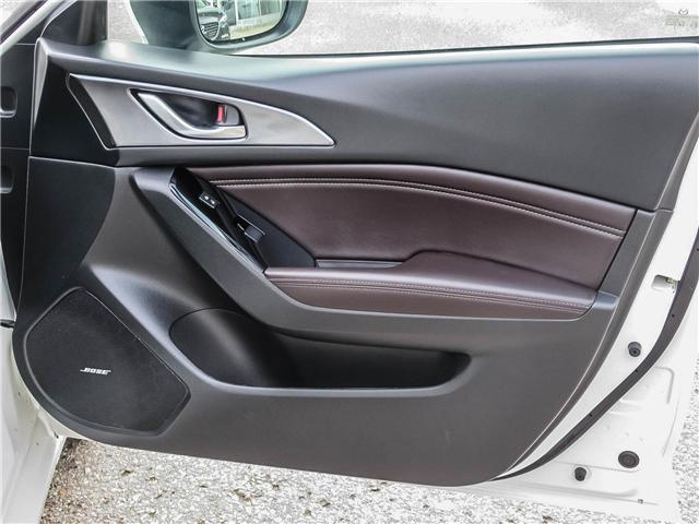 2018 Mazda Mazda3 GT (Stk: P5046) in Ajax - Image 18 of 25