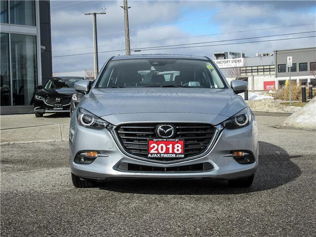 2018 Mazda Mazda3  (Stk: P5036) in Ajax - Image 2 of 24