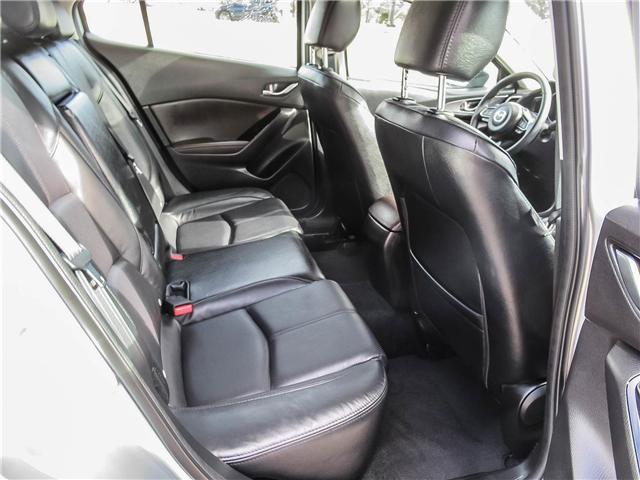 2018 Mazda Mazda3 GT (Stk: P5036) in Ajax - Image 19 of 24