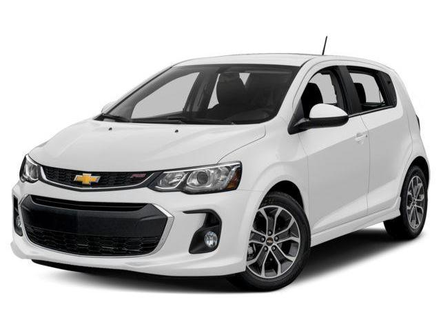 2018 Chevrolet Sonic LT Auto (Stk: 189630) in Coquitlam - Image 1 of 9