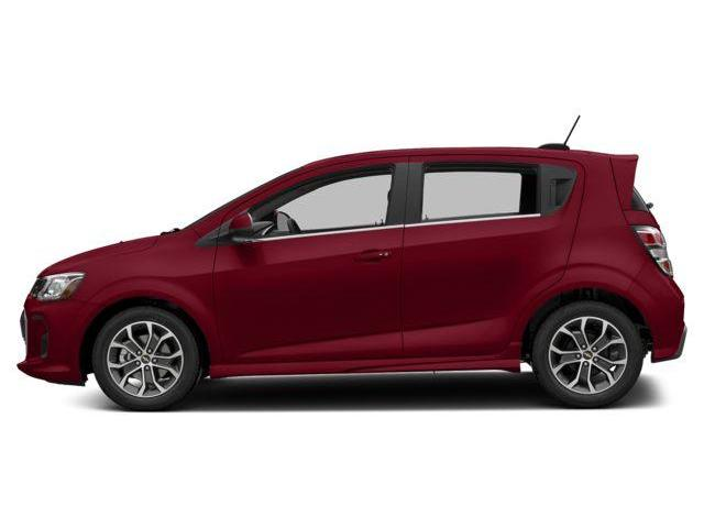 2018 Chevrolet Sonic LT Auto (Stk: 189627) in Coquitlam - Image 2 of 9