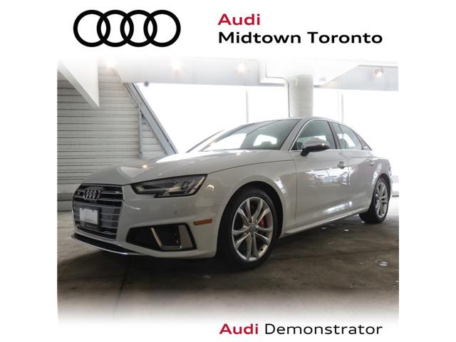 2019 Audi S4 3.0T Technik (Stk: AU6140) in Toronto - Image 1 of 22