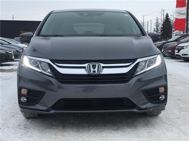 2019 Honda Odyssey EX-L (Stk: 19434) in Barrie - Image 2 of 12