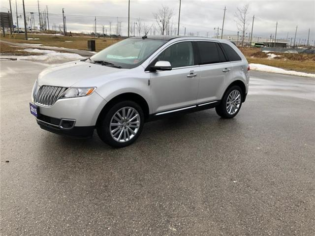 2015 Lincoln MKX Base (Stk: P8483) in Unionville - Image 4 of 22