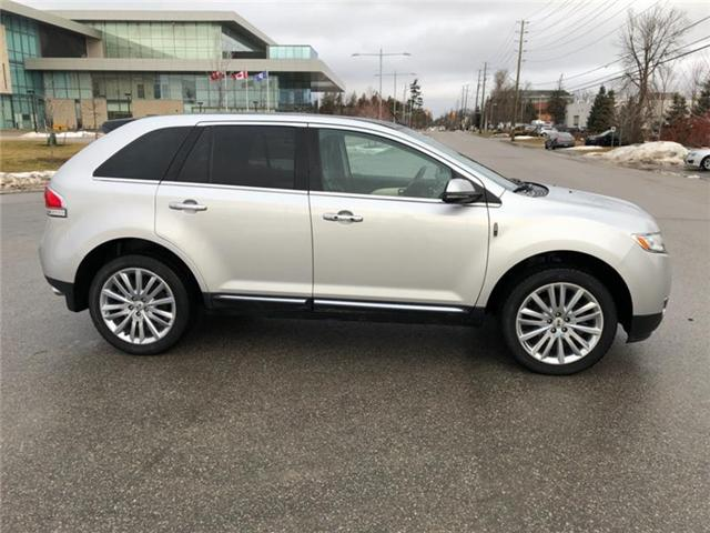2015 Lincoln MKX Base (Stk: P8483) in Unionville - Image 7 of 22