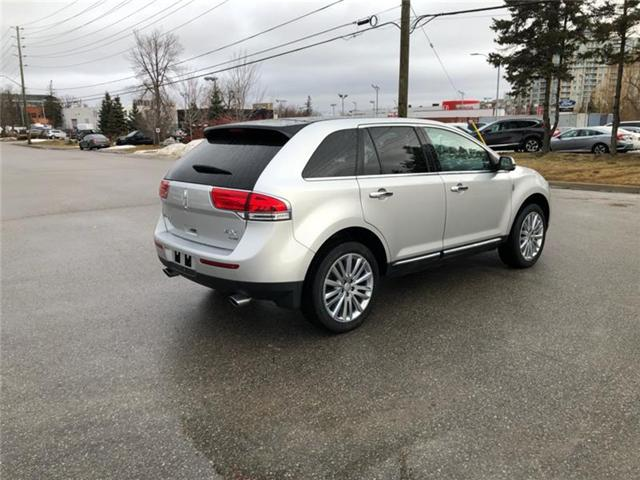 2015 Lincoln MKX Base (Stk: P8483) in Unionville - Image 8 of 22
