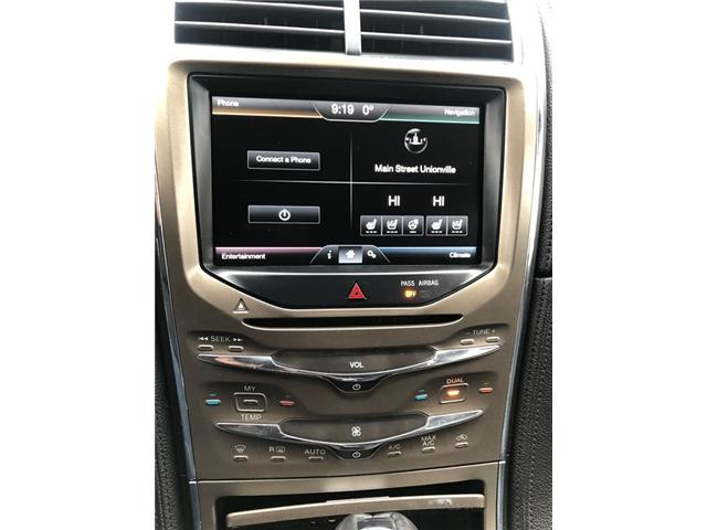 2015 Lincoln MKX Base (Stk: P8483) in Unionville - Image 12 of 22