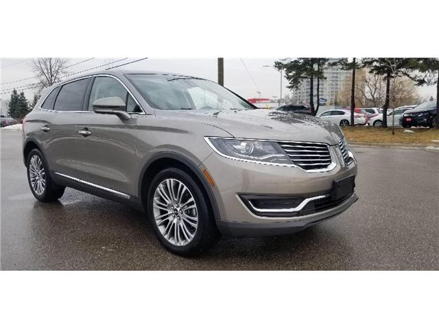 2016 Lincoln MKX Reserve (Stk: 52910) in Unionville - Image 1 of 23