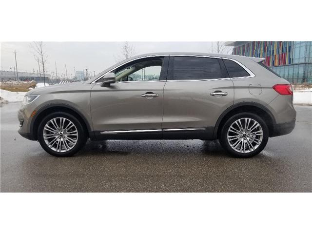 2016 Lincoln MKX Reserve (Stk: 52910) in Unionville - Image 4 of 23