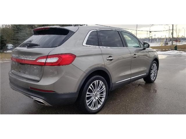 2016 Lincoln MKX Reserve (Stk: 52910) in Unionville - Image 7 of 23