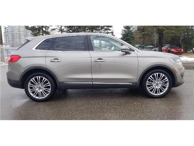 2016 Lincoln MKX Reserve (Stk: 52910) in Unionville - Image 8 of 23