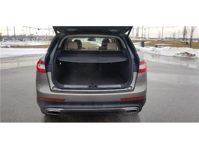 2016 Lincoln MKX Reserve (Stk: 52910) in Unionville - Image 9 of 23