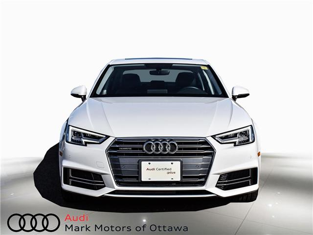 2018 Audi A4 2.0T Progressiv (Stk: 90540) in Nepean - Image 2 of 29