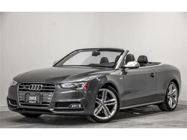 2015 Audi S5 3.0T Technik (Stk: T15210A) in Woodbridge - Image 2 of 19