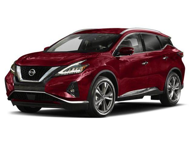 2019 Nissan Murano SL (Stk: U246) in Ajax - Image 1 of 2