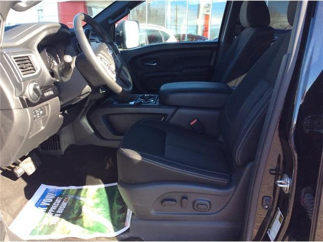 2018 Nissan Titan SL Midnight Edition (Stk: 18-220A) in Smiths Falls - Image 7 of 12