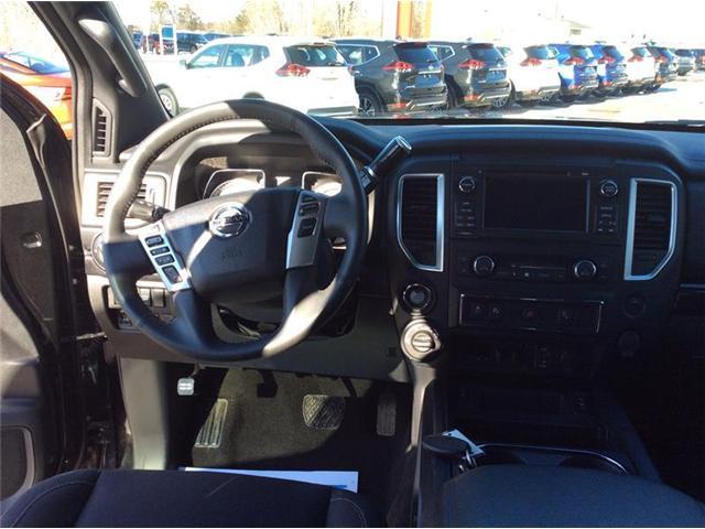 2018 Nissan Titan SL Midnight Edition (Stk: 18-220A) in Smiths Falls - Image 9 of 12