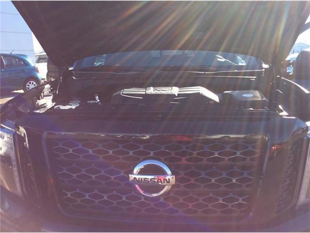 2018 Nissan Titan SL Midnight Edition (Stk: 18-220A) in Smiths Falls - Image 10 of 12