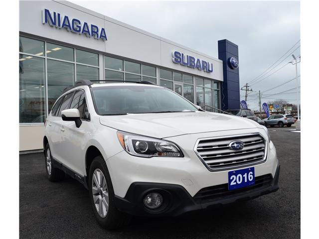 2016 Subaru Outback 2.5i Touring Package (Stk: Z1450) in St.Catharines - Image 1 of 16