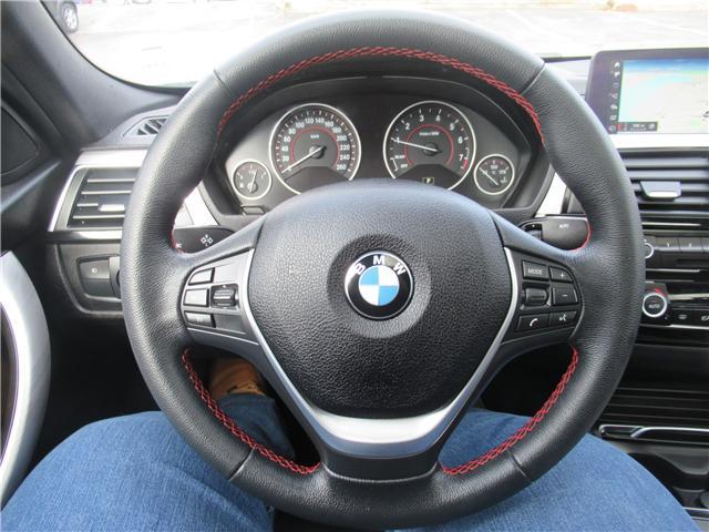 2018 BMW 330i xDrive (Stk: 013582) in Dartmouth - Image 15 of 25