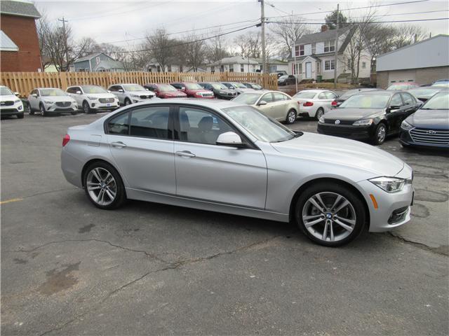 2018 BMW 330i xDrive (Stk: 013582) in Dartmouth - Image 4 of 25