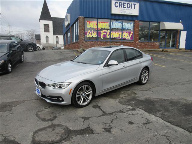 2018 BMW 330i xDrive (Stk: 013582) in Dartmouth - Image 10 of 25