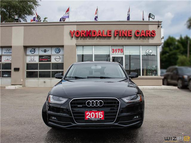2015 Audi A4  (Stk: S1973) in Toronto - Image 2 of 25