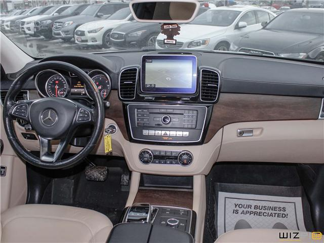 2016 Mercedes-Benz GLE-Class  (Stk: S1976) in Toronto - Image 17 of 26