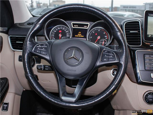 2016 Mercedes-Benz GLE-Class  (Stk: S1976) in Toronto - Image 18 of 26