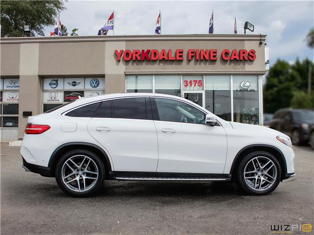 2016 Mercedes-Benz GLE-Class  (Stk: S1976) in Toronto - Image 4 of 26