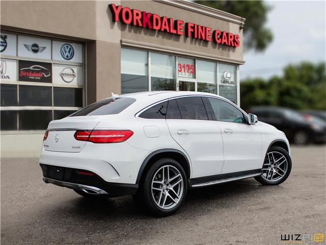 2016 Mercedes-Benz GLE-Class  (Stk: S1976) in Toronto - Image 5 of 26