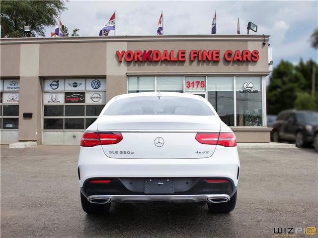 2016 Mercedes-Benz GLE-Class  (Stk: S1976) in Toronto - Image 6 of 26