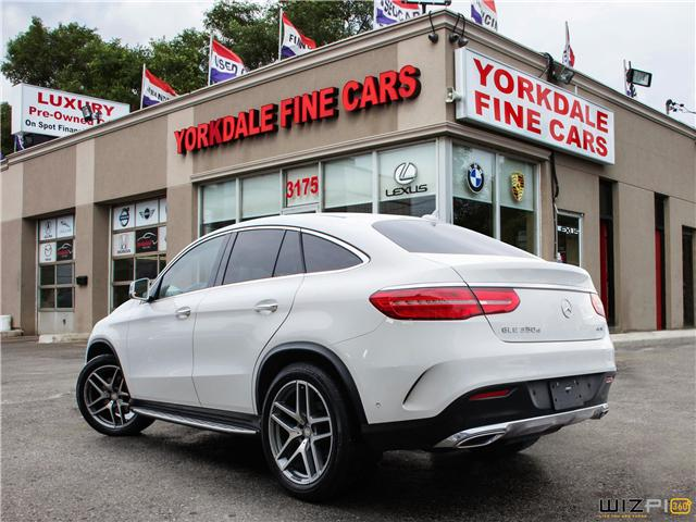 2016 Mercedes-Benz GLE-Class  (Stk: S1976) in Toronto - Image 7 of 26