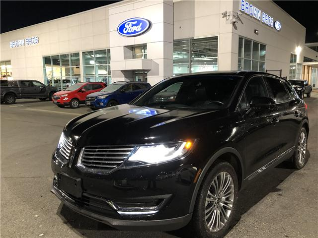 2018 Lincoln MKX Reserve (Stk: RP1931) in Vancouver - Image 1 of 23
