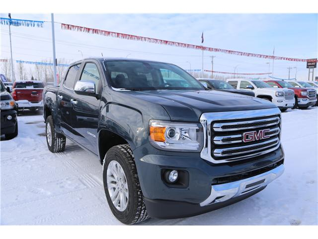 2019 GMC Canyon SLT (Stk: 172343) in Medicine Hat - Image 1 of 32