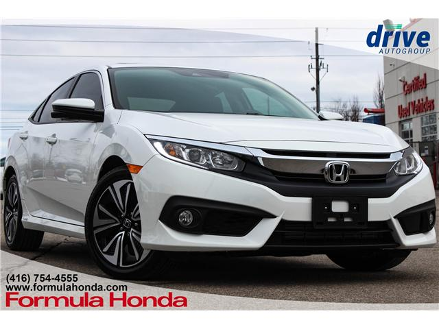 2018 Honda Civic EX-T (Stk: B10920) in Scarborough - Image 1 of 24