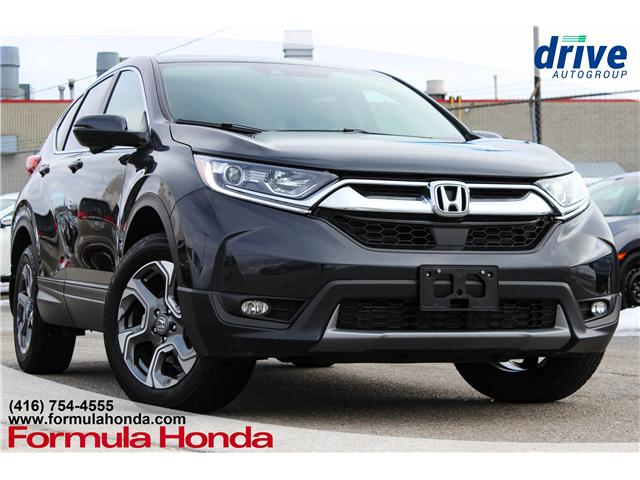 2018 Honda CR-V EX-L (Stk: B10930) in Scarborough - Image 1 of 28