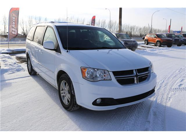 2017 Dodge Grand Caravan Crew (Stk: 172359) in Medicine Hat - Image 1 of 30