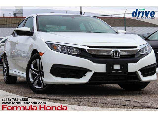 2016 Honda Civic LX (Stk: B10947) in Scarborough - Image 1 of 24