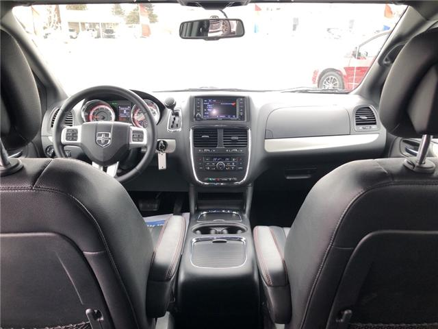 2018 Dodge Grand Caravan GT (Stk: -) in Kemptville - Image 12 of 29
