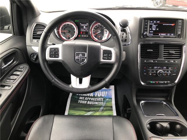 2018 Dodge Grand Caravan GT (Stk: -) in Kemptville - Image 13 of 29