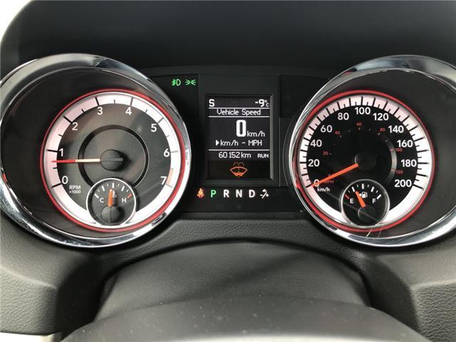 2018 Dodge Grand Caravan GT (Stk: -) in Kemptville - Image 15 of 29